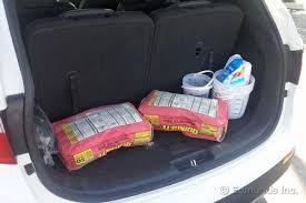 2014 jeep grand cargo dimensions 2013 hyundai santa fe term road test cargo space