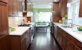 Hgtv Kitchen Designs Photos Top 18 Photos Ideas For Galley Style Kitchen Fight For 27884
