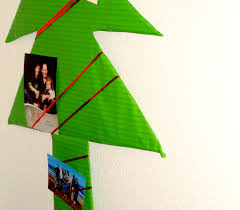 how to display christmas cards the pink apron