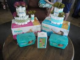 pampers celebrates miracles throw an expectant mom a baby shower