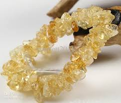 yellow quartz bracelet images 2018 brazil golden hair rutilated quartz stretch bracelet stone jpg