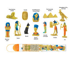 egypt mini toys toob