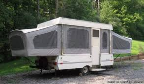 Pop Up Camper Curtains Coleman 1989 Coleman Chesapeake Pop Up Camper Price 1000 For Sale In