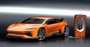 orange sports cars wallpaper gt zero geneva auto show 2016 shuting break electric