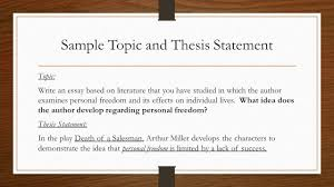 Extended Definition Essay Example Write Thesis Statement Definition Essay 100 Original