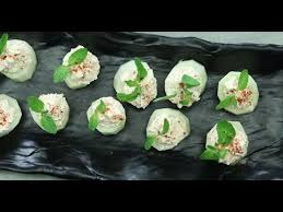 femina cuisine cucumber cups healthy starters or snack recipes femina food