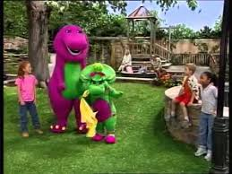 barney friends counting maxcartoons