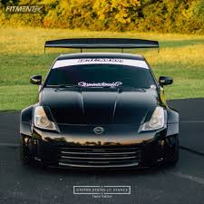 nissan 350z wheel spacers 4717 4717 custom offsets wheel shine kit for painted wheels terms