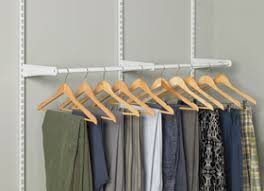 Closetmaid Shelftrack Hang Track Hang Rod Kit Closetmaid