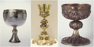ceremonial chalice the chalice the sacramental goblet of christianity walls with