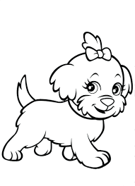 cat in the hat bow tie coloring page hair pages printable dog