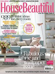 house beautiful magazine house beautiful uk issue 04 2014 house beautiful pinterest