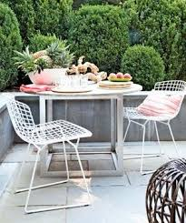 outdoor patio furniture real simple