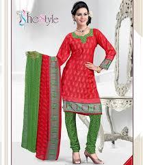 dress materials shopping latest churidar materials online