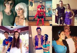 costumes couples delightful disney couples costumes