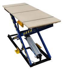 scissor table lift 50 hydraulic scissor lift table design