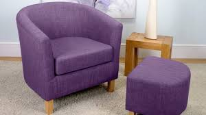 Purple Chair Uk Arm Chairs Online Tub Recliner Occasional Fireside Sofa And
