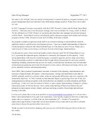 it cover letter sample coordinator cover letter sample production