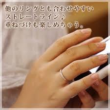 eternity ring finger ciao accessories rakuten global market 0 24 ct april birth