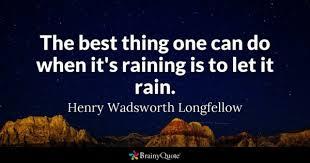 wedding quotes rainy day quotes brainyquote