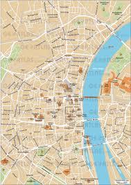 Germany City Map by Koln City Map
