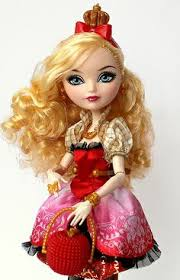 Ever After High Apple White Doll Ever After High Apple White Doll Daughter Of Snow White Ever