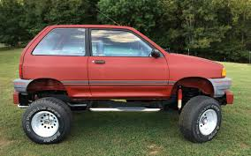 mustang v8 powered 1971 ford bronco festiva
