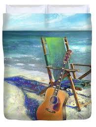 Beachy Duvet Cover Beach Duvet Covers Fine Art America
