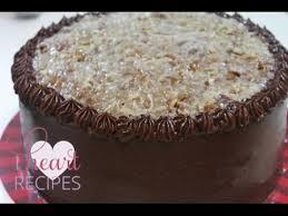 best german chocolate cake recipe moist chocolate cake i heart