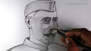 childrens day wallpapers 2013 2013 childrens day how to draw jawaharlal nehru childrens day special youtube