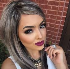can gray hair turn black again best 25 how grey hair can be turned black ideas on pinterest