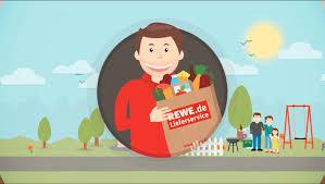 Einkaufen Von Zu Hause Online Einkaufen Bei Rewe So Funktioniert U0027s Youtube