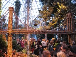 Botanical Garden In Bronx by Holiday Train Show At Ny Botanical Garden In Nyc Kidhaven