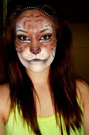 29 best animal makeup images on pinterest animal makeup