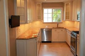 Small U Shaped Kitchen With Island Small U Shaped Kitchens Image Of Small U Shaped Kitchen Floor