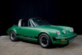 porsche targa green porsche 911 2 7 carrera mfi targa bastian hubald