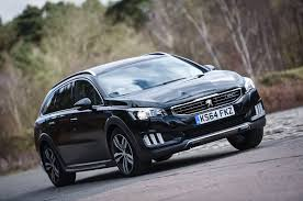 new peugeot sedan peugeot 508 rxh review 2017 autocar