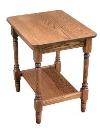 Oak End Tables Up To 33 Country End Table Solid Wood Furniture