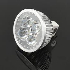 bonlux 5 pack led mr16 led light bulbs bi pin gu5 3 spot light 120