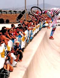 bicycle motocross action magazine donovan ritter del mar half pipe 1985 bmx pinterest bmx bmx