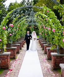 outdoor wedding venues nj outdoor wedding venue garden weddings