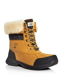 ugg butte mens sale ugg butte patchwork cold weather boots bloomingdale s