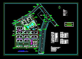 factory layout design autocad factory plan free download