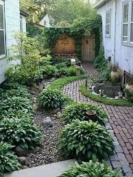 Maintenance Free Garden Ideas Zero Maintenance Landscaping Ideas Garden Design With Creative