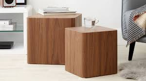 round walnut side table walnut side table stylish dice tables set of 2 uk delivery with 13