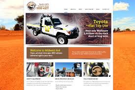 toyota company website website design mockup 100 free