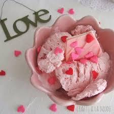 cara membuat es krim wafer es krim strawberry lembut dan murah meriah