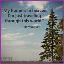 Home Is Quotes by My Home Is In Heaven Inspirations