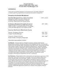 Paramedic Resume Examples by Emt Resume Resume Cv Cover Letter
