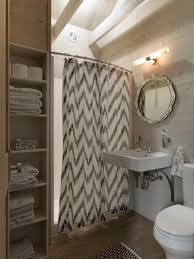 shower curtain instead of shower door design ideas remodel walk in